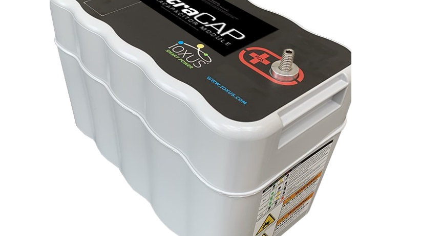 "Ioxus Ultra Capacitor 12V Group 31 Smart Power ""3000 Watts"""