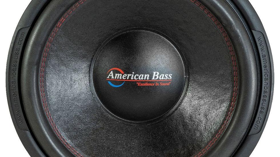 "American Bass XD-15"""