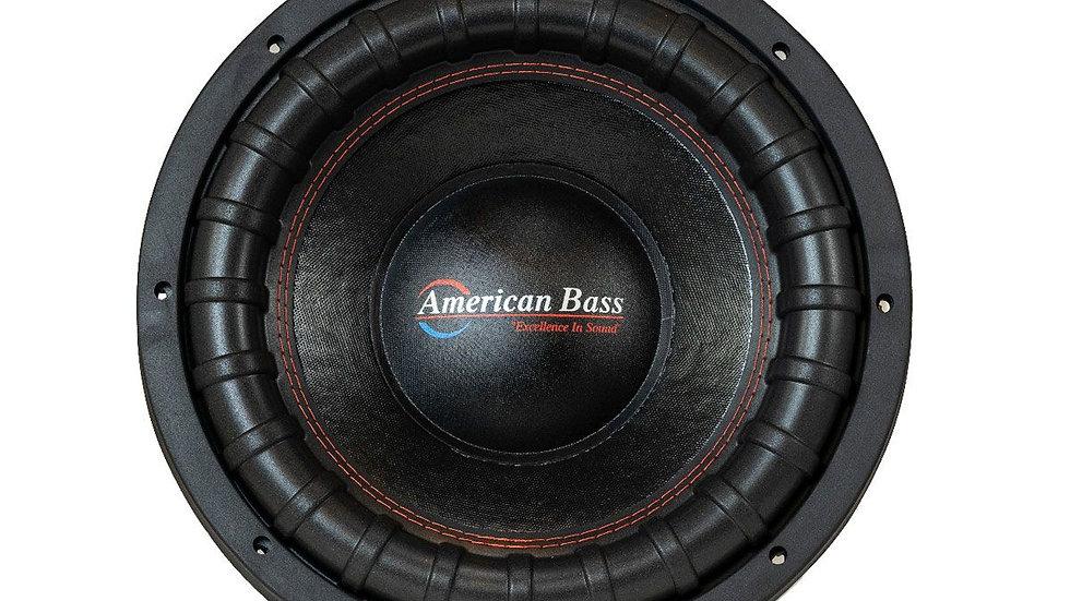 "American Bass XFL-12"""