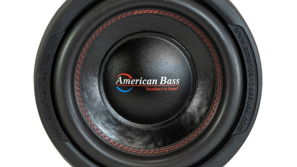 "American Bass XD-10"""