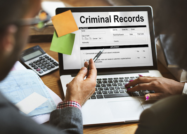 Employment Screening criminal history in Tennessee