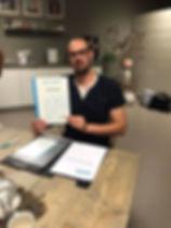 Olaf Tuerlings - Diploma sporttherapeut