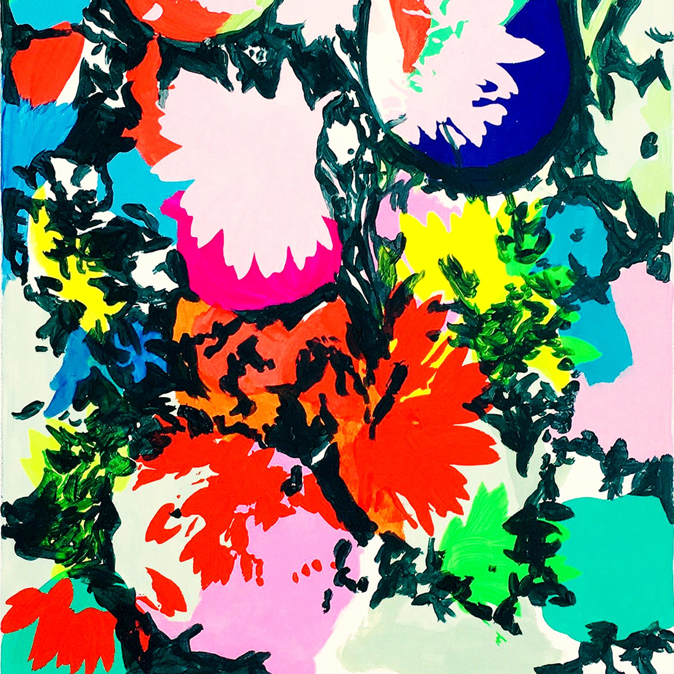 Colour Study II 2014_Detail 2