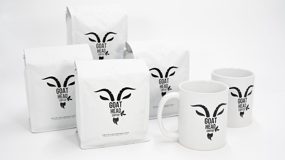 TRIBE | Coffee & Mugs