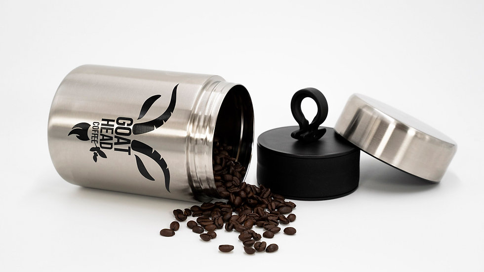 GHC x MiiR Coffee Canister