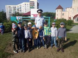 Встреча с инспектором ДПС 3