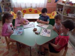 Беседа с детьми  - Хлеб в блокаду Ленинг