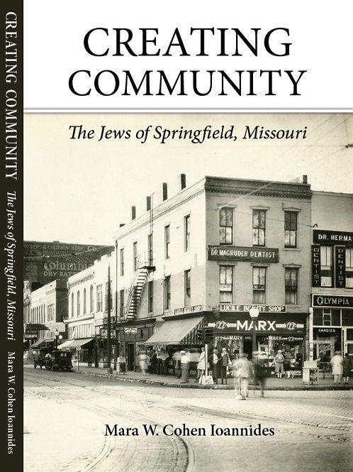 Creating a Community paperback