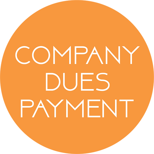 Company Dues—Monthly Payment