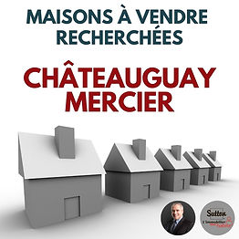 Courtier immobilier à Châteauguay - Gill