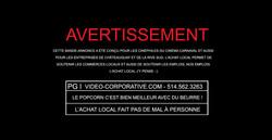 Publicité au cinéma