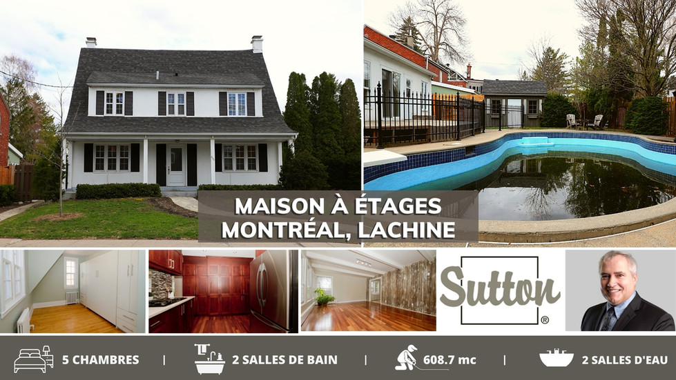230 51e Avenue, Montréal (Lachine), H8T2W2