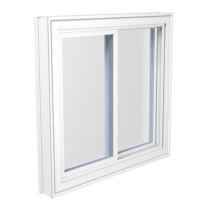 Fenêtres coulissantes