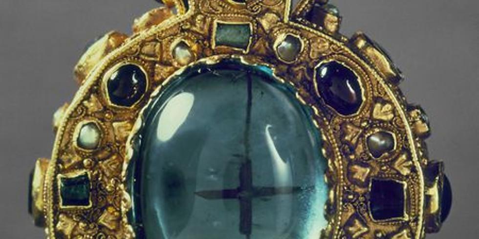 WORKSHOP | Protetores corporais: joias talismãs, relicários e amuletos
