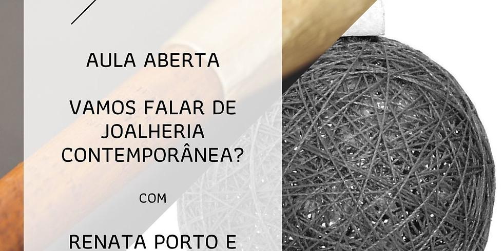 AULA ABERTA | Vamos falar de Joalheria Contemporânea?