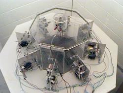 8-Choice SMC Operant Chamber