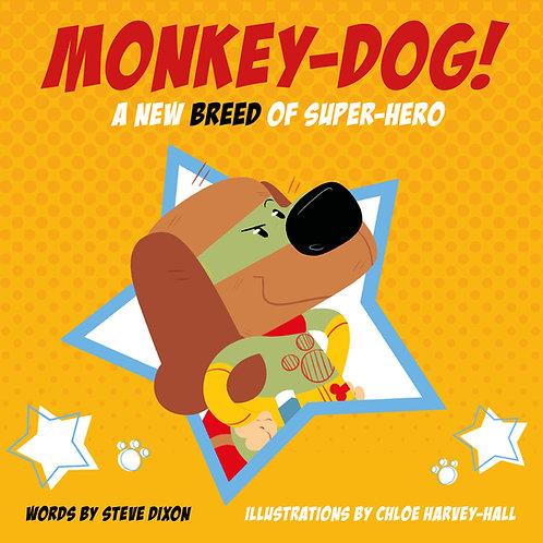 Monkey-Dog!