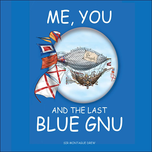 Me, You and The Last Blue Gnu