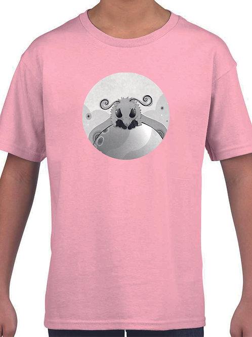 Kids T-shirt (Pink)
