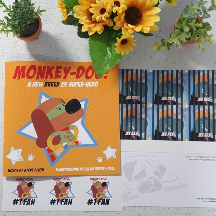 Monkey-Dog! arrangment