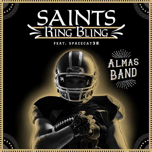 Saints Ring Bling