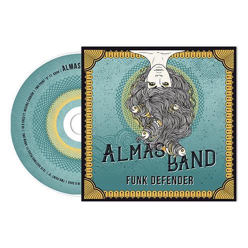 Funk Defender - Physical Disc