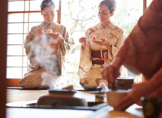 英語で茶道文化初級コース                         第23期受講生募集!