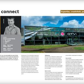 """GTV in Business Magazine """"LangstraatOnderneemt"""""""