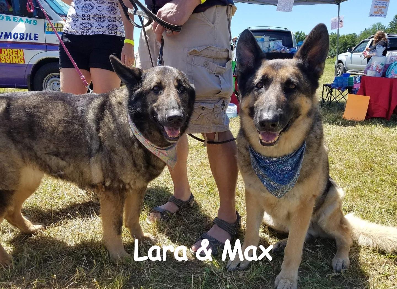 Max and Lara