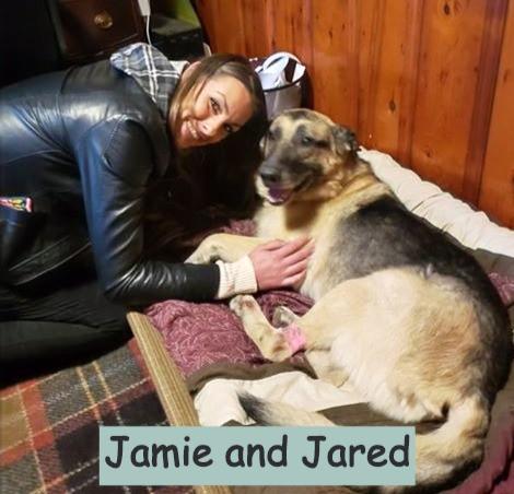 Jamie and Jared