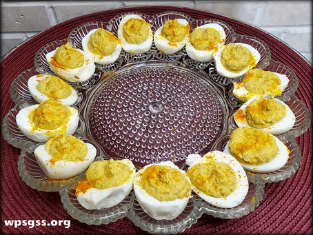 How to Make Delicious Doggy Deviled Eggs