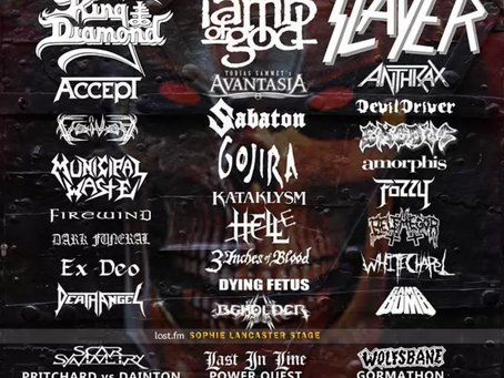Cypher16 confirmed for Bloodstock Festival!
