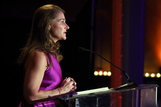 Melinda Gates Has a New Mission: Women in Tech