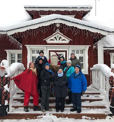 Finland Tour 201