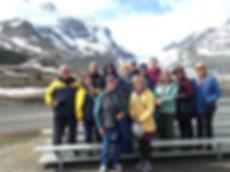 Athabasca Glacier 2019