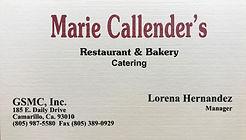 Marie Callender's Camarillo