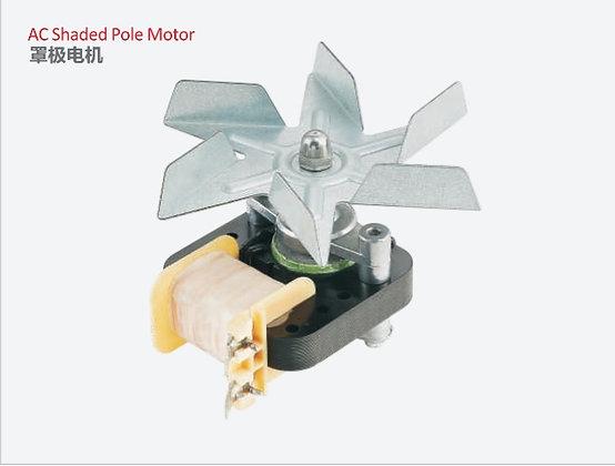 쉐이드폴모터,15W,110V~240V,50/60Hz,shaded pole motor