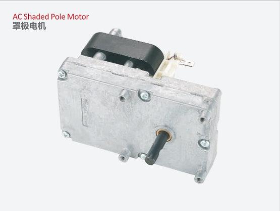 쉐이드폴기어모터,22W,110V~240V,50/60Hz,shaded pole motor