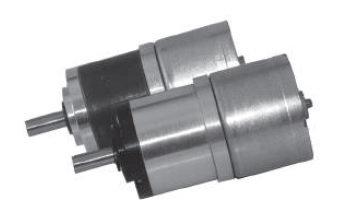 소형BLDC기어모터,드라이버내장형 22파이,12V/24V,1.8W,5800RPM,4:1~5