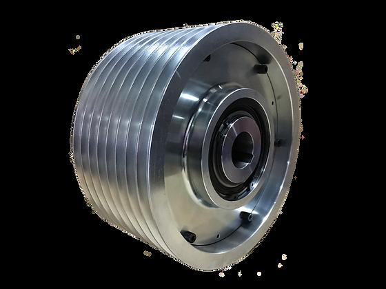 EIDE공압풀리클러치,Pneumatic clutch pulley,ENP모델