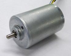 원형BLDC모터,24V,5900RPM,43W