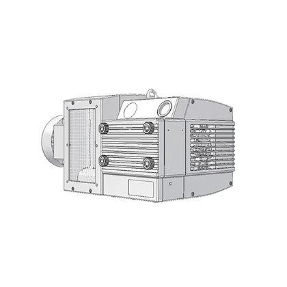 wetravent,vane vacuum pump,550m3/h,220mBar