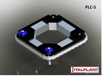 정밀사각링크컨베이어(Precision Link Conveyor Squared (PLC-S))