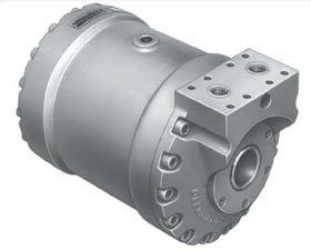유압모터KV,250 BAR,1-1000 RPM