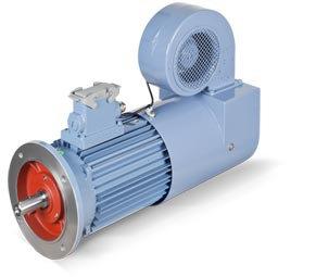 Ewhof DC모터,0.2 - 380 kW,독일모터