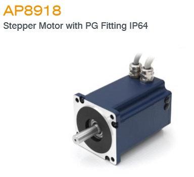 스테핑모터,PG피팅,IP64,933Ncm,9.5A,NEMA34