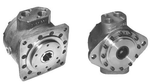 유압모터SF,150BAR,10-500 RPM