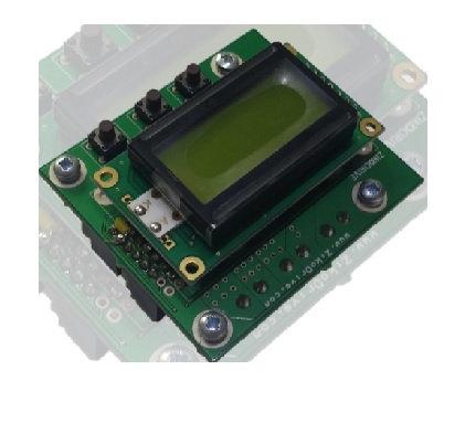 스테핑모터드라이버,128마이크로스텝,11-30Vdc,0-10A,내장형LCDscreen