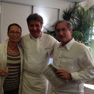 BT, Michel Roth & Richard in Paris