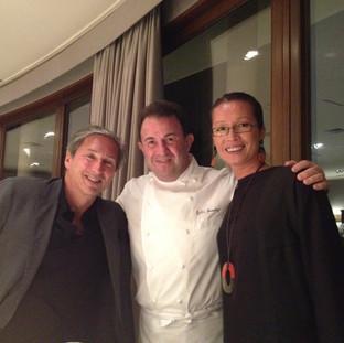 Richard, Martin Berasategui & BT